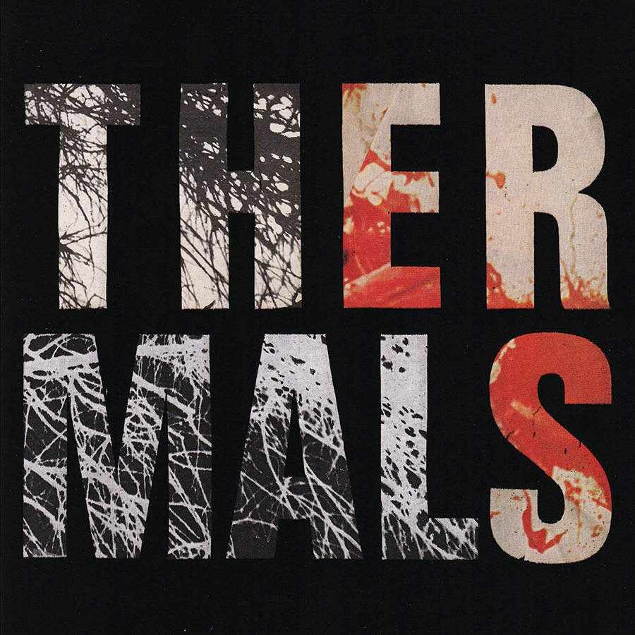 the thermals desperate ground music broke my bones